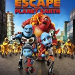 """DVD Review: """"Escape From Planet Earth"""""""