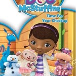 "DVD: ""Doc McStuffins: Time for Your Checkup"""
