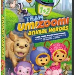 "DVD Review: ""Team Umizoomi: Animal Heroes"""