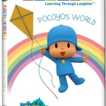 Pocoyo's World dvd