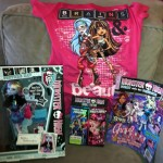 monster high prize pack