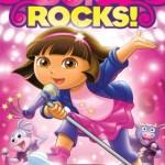 """DVD Review: """"Dora the Explorer: Dora Rocks"""""""