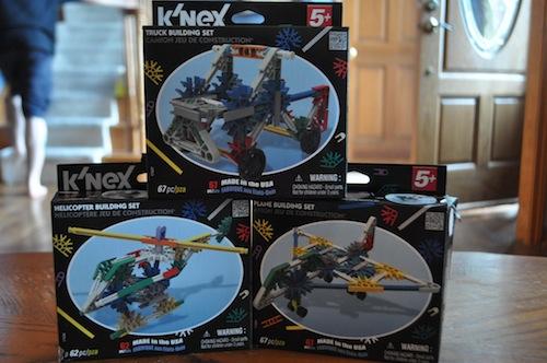 knex building set