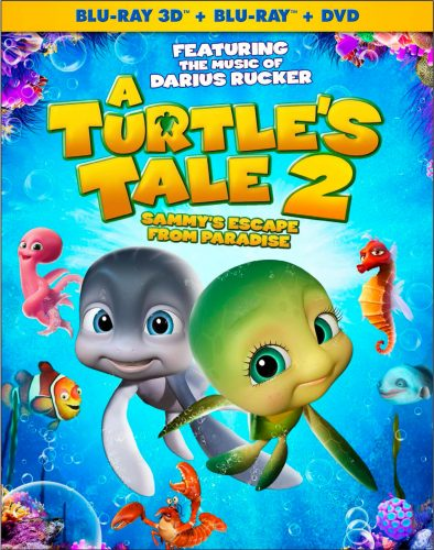 ... Tale 2: Sammy's Escape from Paradise (DVD/Blu-Ray/3D Combo