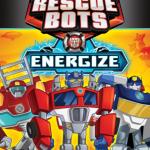 "DVD Review: ""Transformers Rescue Bots: Energize"""