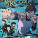 """DVD Review: """"The Legend of Korra – Book One: Air"""""""