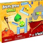 Angry Birds Hogs On Mars Building Set {Review} #KNEX