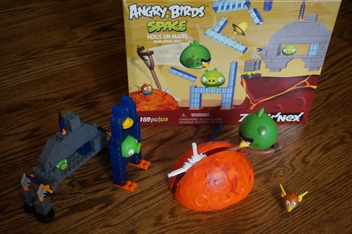 angry birds space 7