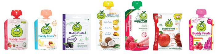 buddy fruits products