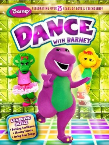 """DVD Review: """"Barney: Dance With Barney"""""""