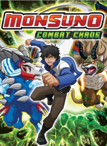 "DVD Review: ""Monsuno: Combat Chaos"""