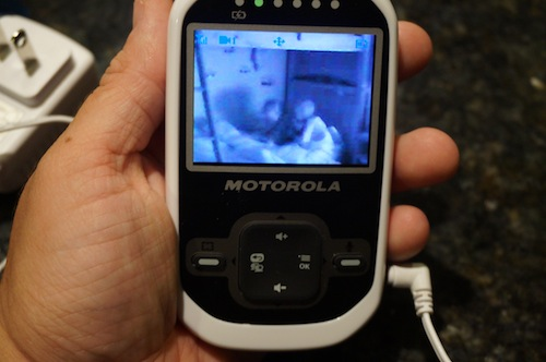 motorola baby monitor 7