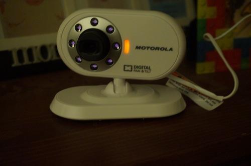 motorola baby monitor 8