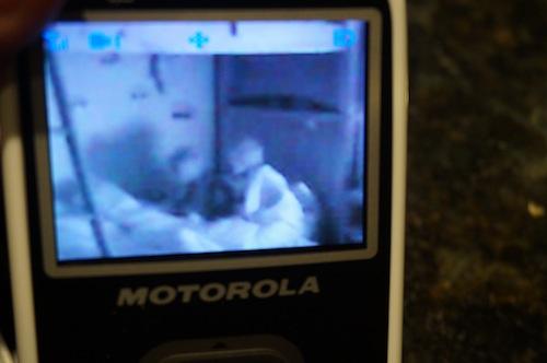 motorola baby monitor 9