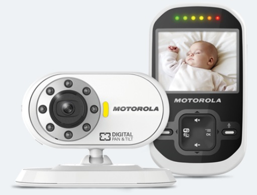 Motorola MBP26 Baby Monitor {Review}
