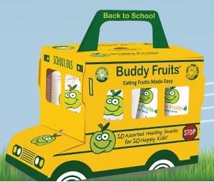 Back to School With Buddy Fruits #BUDDYFRUITSB2S