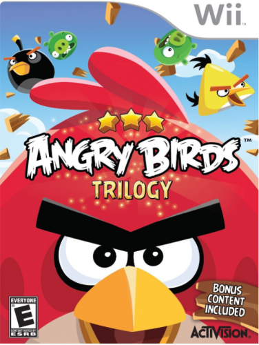 "Wii Game Review: ""Angry Birds: Trilogy"""