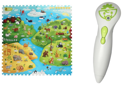Interactive My Animal World i-Mat {Review}