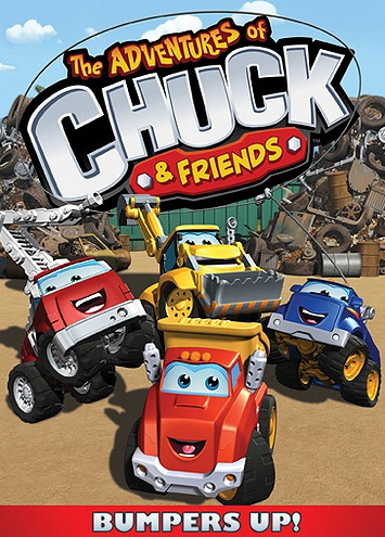 "DVD Review: ""The Adventures Of Chuck And Friends: Bumpers Up"""