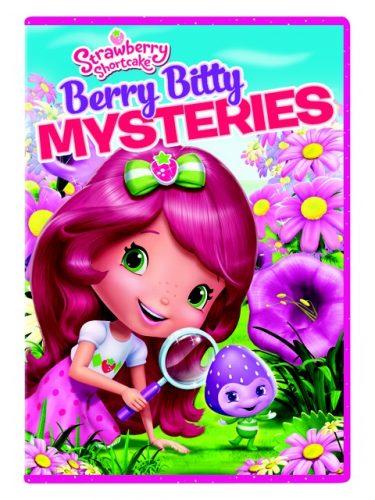 "DVD: ""Strawberry Shortcake: Berry Bitty Mysteries"" @FHEInsiders"