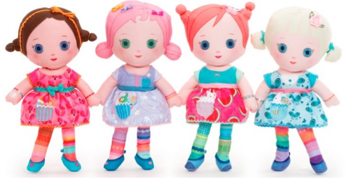 Soft & Huggable Mooshka Dolls From MGA {Review}