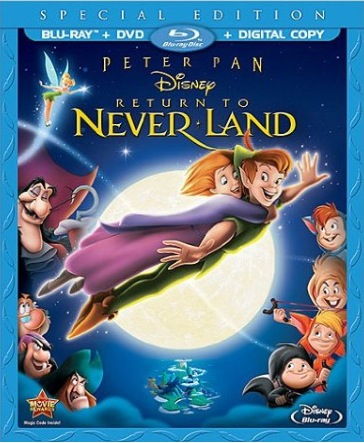 "DVD Review: ""Peter Pan: Return to Never Land (Special Edition)"""