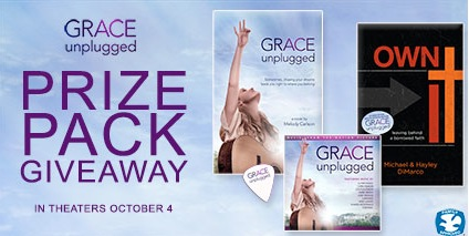 """""""Grace Unplugged"""" Has Arrived #GraceUnplugged"""