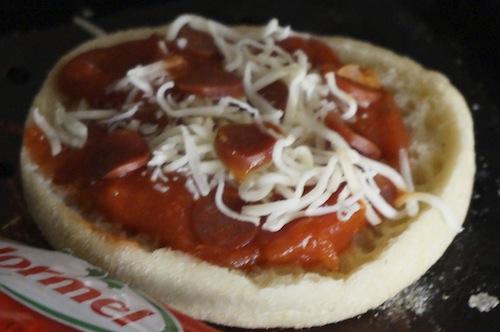 hormel pizza