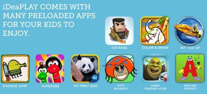 ideaplay kids apps