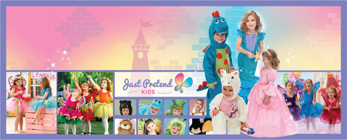 Just Pretend Kids – Costumes, Dress-Up & More! {Review}
