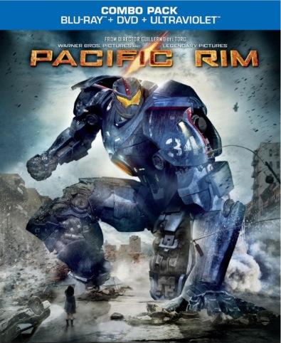 """Pacific Rim"" Movie Arrives on Blu-ray & DVD Oct. 15th #PacificRim"