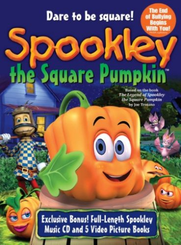 "DVD Review: ""Spookley the Square Pumpkin DVD + CD SET"""