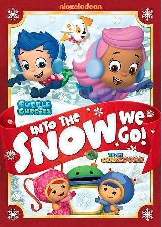 "DVD Review: ""Bubble Guppies & Team Umizoomi: Into the Snow We Go!"""