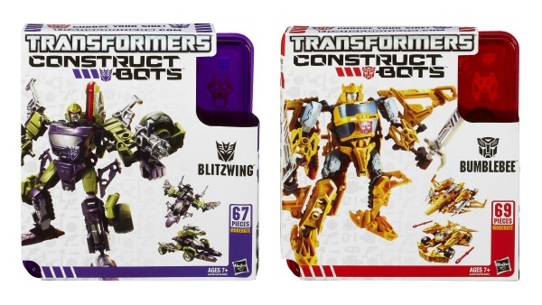 Transformers Construct-Bots {Review}