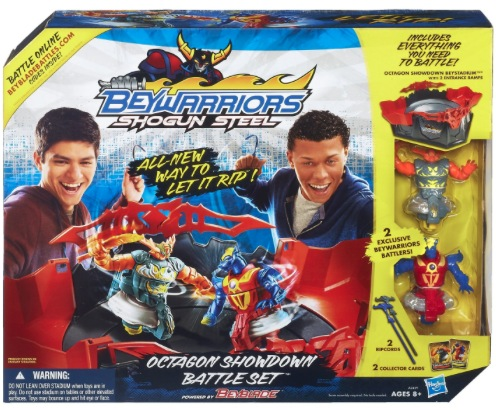 Hasbro  Beyblade  Beyblade Octagon Shodown  pas cher Achat / Vente Jeux
