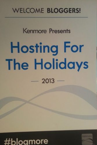 Kenmore Blogger Summit 2013 #HolidayHosting #TestedTales #blogmore