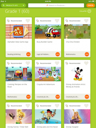 leapfrog learning path 8