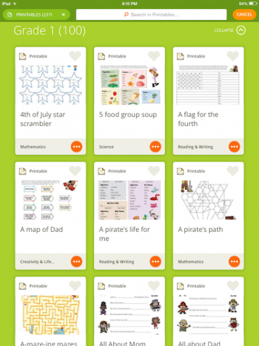 leapfrog learning path 9