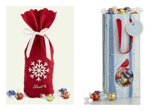 lindt holiday truffles