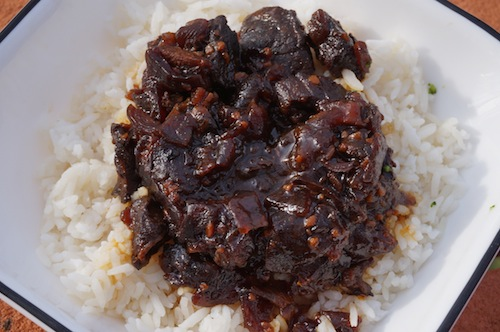 Recipe: Easy Slow Cooker Mongolian Beef