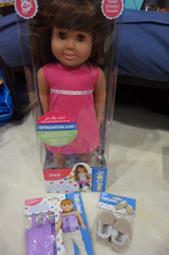 Springfield Collection Dolls {Review}