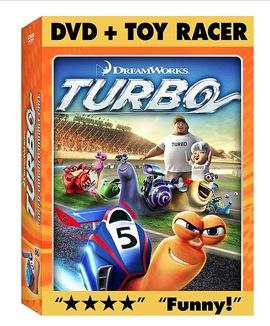 """Turbo"" Arrives November 12th @FHEInsiders"