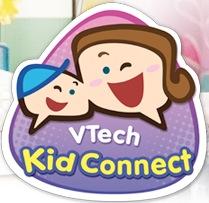 vtech kid connect logo