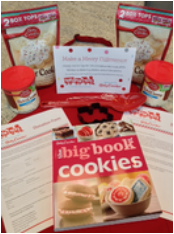 betty crocker cookie exchange