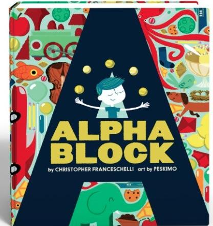Book Review: Alphablock