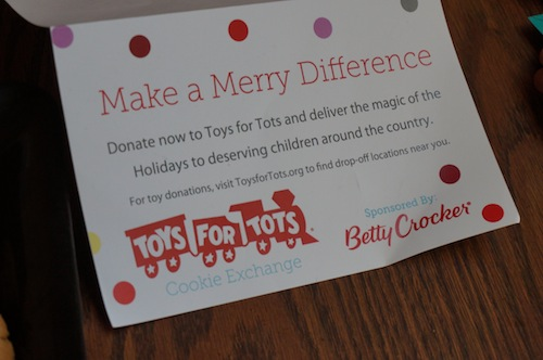 betty crocker toys tots