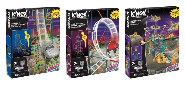 knex thrill rides