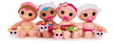 Lalaloopsy Babies – Adorable! {Review}