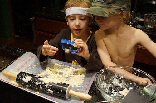 making cookies 1
