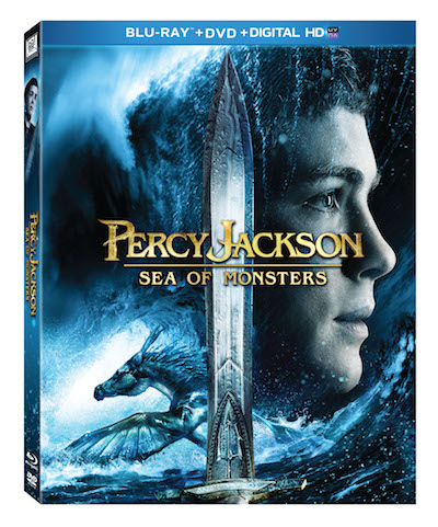 percy jackson blu ray movie